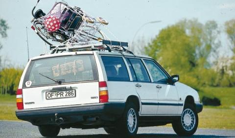 La distribución del peso de la carga es fundamental para colocar el equipaje