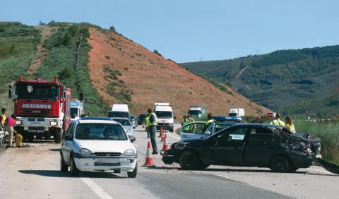 Cárcel para los conductores que causen accidentes mortales