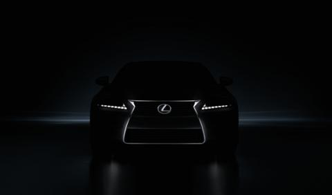 Nuevo Lexus GS primera imagen