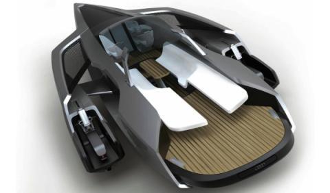 Audi-trimaran-cubierta-interior-12 pasajeros
