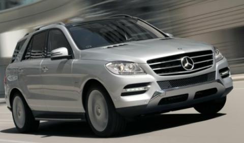 Nuevo Mercedes clase M