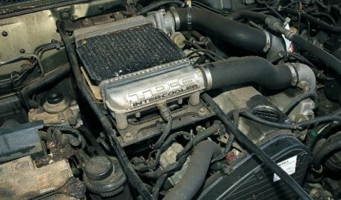 Nissan Patrol GR 2.8 TurboD, Typ Y61 de segunda mano motor