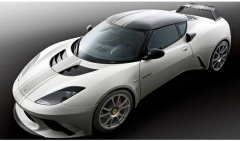 Lotus Evora GTE Road Car Concept en Peeble Beach