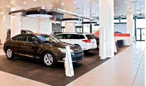 Subida ventas coche
