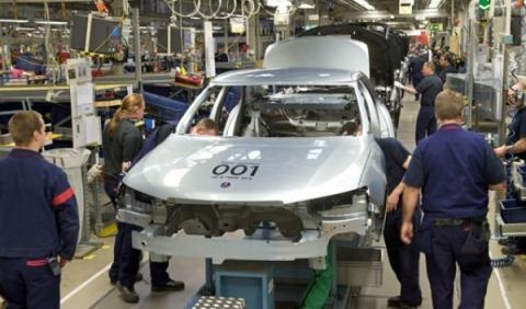 Fabrica Saab