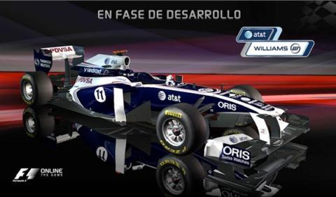 'F1 Online: The Game'. La pasión de las carreras ¡y gratis!