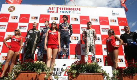 Carlos Sainz Jr. se proclama campeón de la NEC