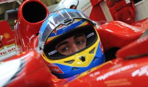 """Alonso: """"Red Bull es una bala; los demás, coches normales"""""""