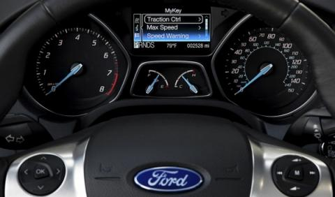 sistema mykey ford