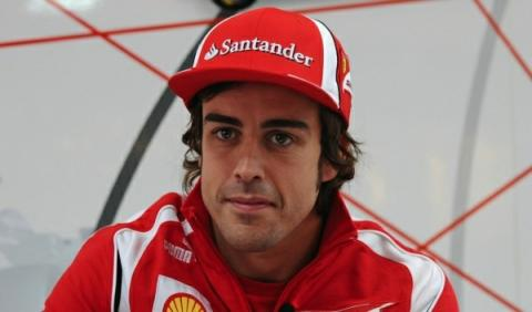 Alonso: No pararé hasta ser campeón del mundo con Ferrari