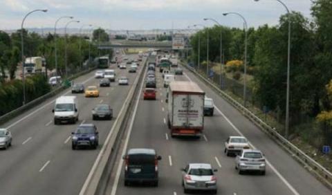 Los españoles conducen más despacio