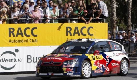 Once campeones en el RallyRACC Catalunya-Costa Daurada 2011