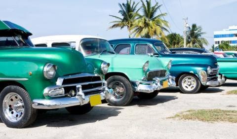 compraventa coches cuba