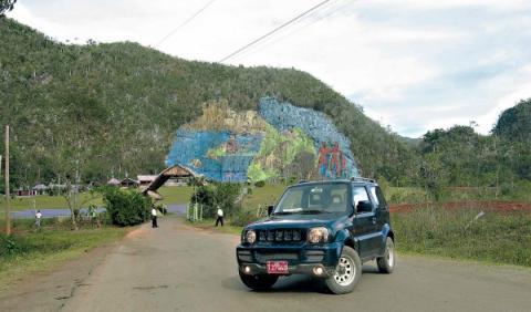 Viaje 4x4 a Cuba