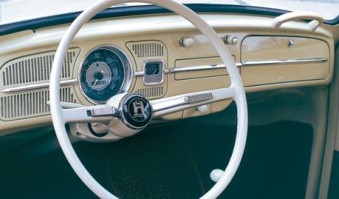 volante antiguo