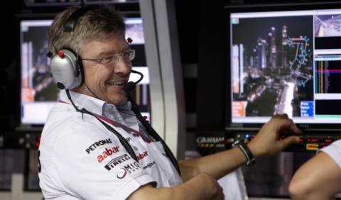 """Brawn: """"El reto de Vettel será al no tener el mejor coche"""""""