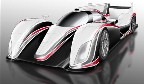 Toyota LMP1 24 horas le mans 2012