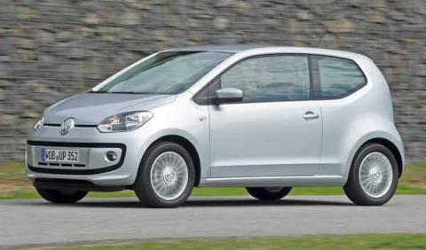 Precios Volkswagen up!