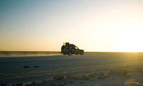 Ruta 4x4 en NAMIBIA (2ª PARTE): hacia territorio salvaje