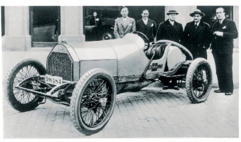 Chevrolet de carreras
