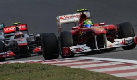 Massa y Alonso seguirán siendo compañeros en 2012