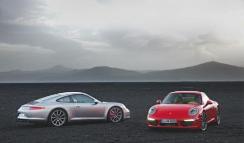 911 Carrera y Carrera S