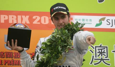 Daniel Juncadella gana el Gran Premio de Macao
