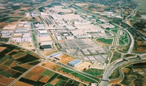Factoría de Ford Almusafes
