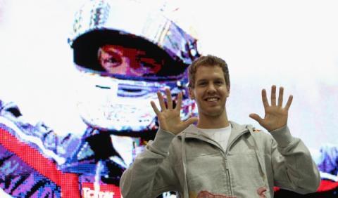 Volkswagen ofrece a Vettel un test con el Polo WRC