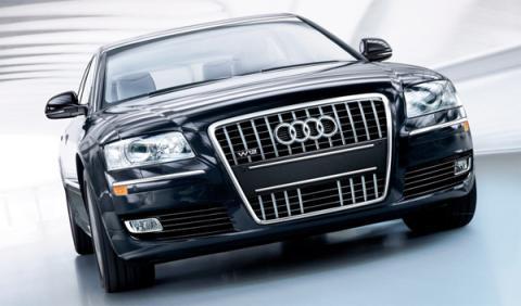 Audi A8 Barreda