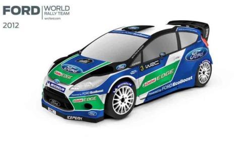 Ford seguirá los dos próximos años en el Mundial de Rallys