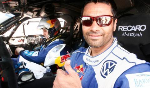 Al-Attiyah se une a Citroën para el Mundial de Rallys 2012