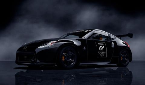 Nissan 370Z GT Academy