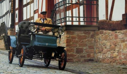 150 aniversario Opel Lutzmann
