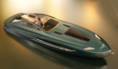 Aston Martin Voyage 55