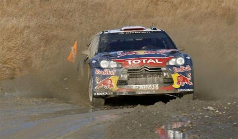 Perú en el WRC