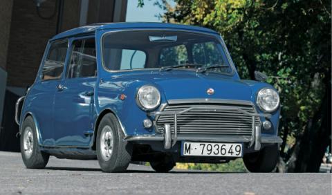 Mini Morris 1275C