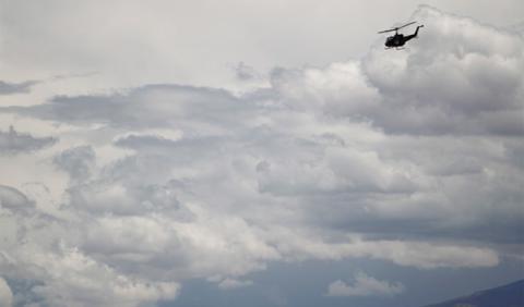 La lluvia y la nive causaron la suspension de la sexta etapa del Dakar 2012