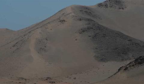 Dakar 2012 Séptima etapa dunes copiapo