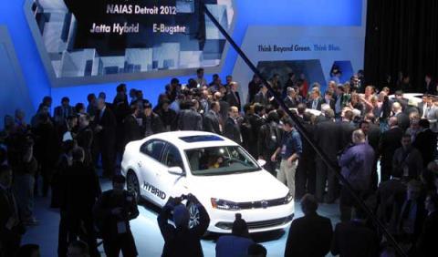 Salón de Detroit 2012, llegó el Hybrid Power