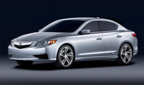 Acura ILX concept - Salón de Detroit 2012
