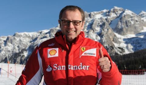 """Domenicali cree que Ferrari debe """"recompensar"""" a Alonso"""