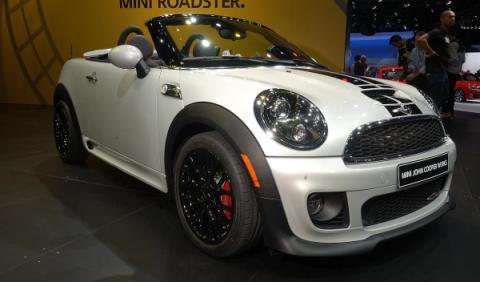 Mini Roadster Salón de Detroit
