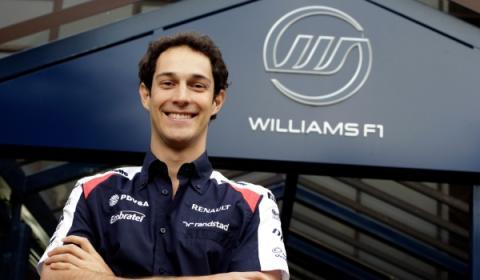 Williams confirma el fichaje de Bruno Senna para la F1 2012