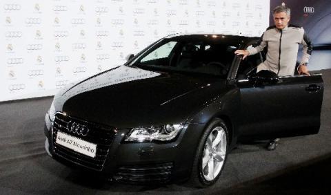 Mourinho Audi