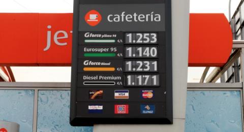 Viajar en coche es un 57% más caro que hace tres años