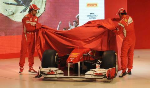 Las novedades de la Fórmula 1 2012, a punto de ver la luz