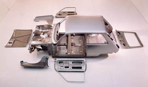 Piezas del Renault 5