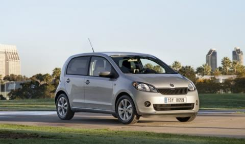skoda citigo longitud frontal