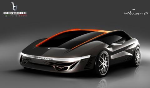 Bertone Nuccio Concept delantera